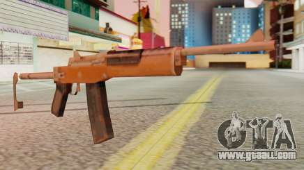 Ruger for GTA San Andreas