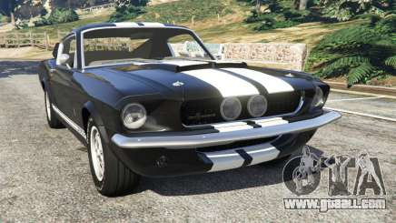 Ford Mustang GT500 1967 for GTA 5
