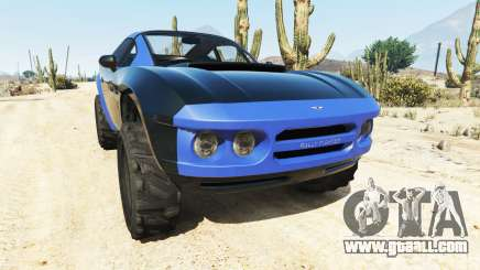 Coil Brawler Local Motors Rally Fighter for GTA 5