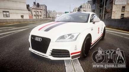 Audi TT RS 2010 Shelley for GTA 4