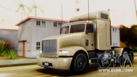 GTA 5 MTL Packer Trainer IVF for GTA San Andreas