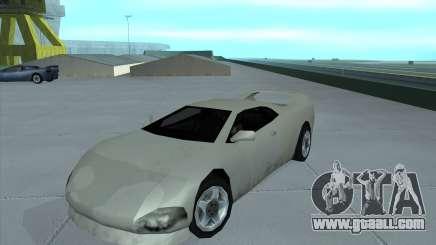 GTA 3 Infernus SA Style for GTA San Andreas