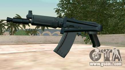 AKS-74U for GTA San Andreas