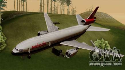 DC-10-30 Swissair for GTA San Andreas