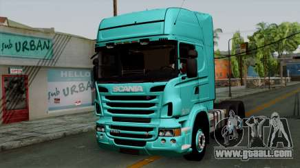 Scania R Topline for GTA San Andreas