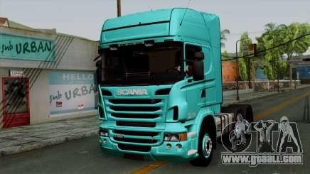 Scania R Topline for GTA San Andreas