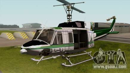 Bell UH-1N NAJA for GTA San Andreas