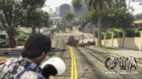 GTA 5 Lazer Team Cannon eighth screenshot