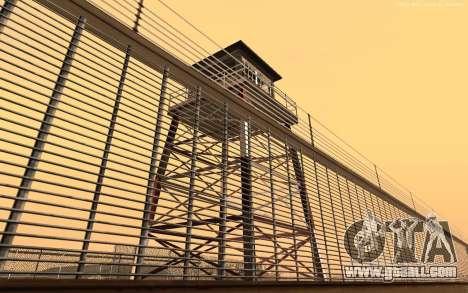 New Military Base v1.0 for GTA San Andreas forth screenshot