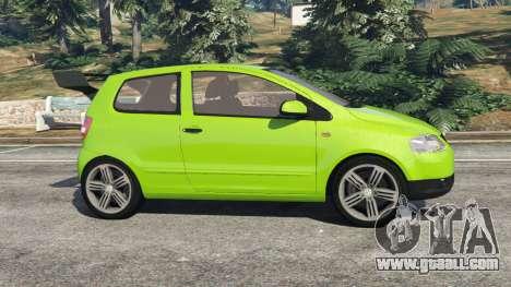 GTA 5 Volkswagen Fox left side view