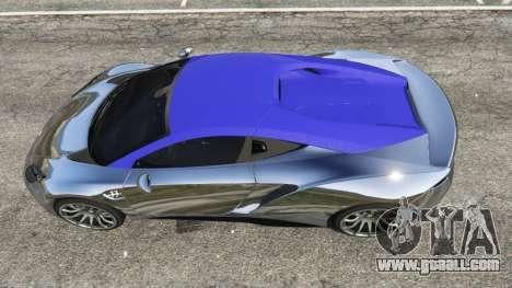 GTA 5 Arrinera Hussarya v1.0 back view