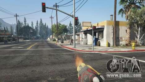 Huo Long Heater for GTA 5