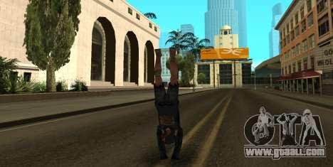 60 Animations v2.0 for GTA San Andreas