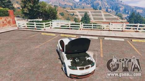 GTA 5 BMW 1M v1.0 back view