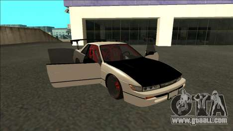 Nissan Silvia S13 Drift for GTA San Andreas side view