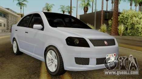 GTA 5 Asea DeClasse v2 IVF for GTA San Andreas