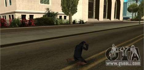 60 Animations v2.0 for GTA San Andreas second screenshot