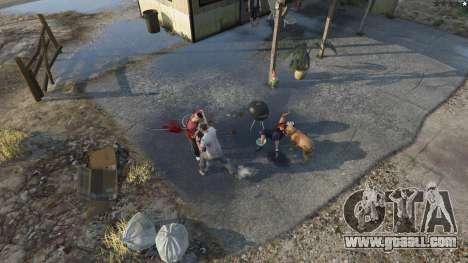 GTA 5 Buster Sword second screenshot