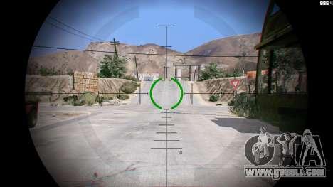 GTA 5 M2014 Gauss Rifle из Crysis 2 second screenshot