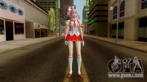 Gun Slinger Reloaded - Kyoka Katagiri for GTA San Andreas second screenshot