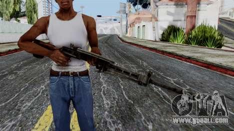 DP LMG from Battlefield 1942 for GTA San Andreas third screenshot