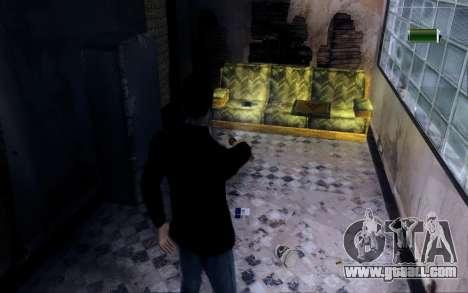 Flashlight for GTA San Andreas second screenshot