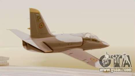 Aero L39 ZA Albatros - Nr. 146 (Romania) for GTA San Andreas left view