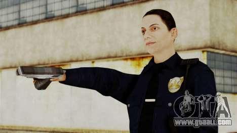 GTA 5 Cop for GTA San Andreas