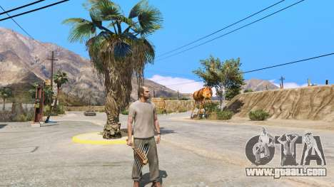 The morning star from The Last Remnant for GTA 5