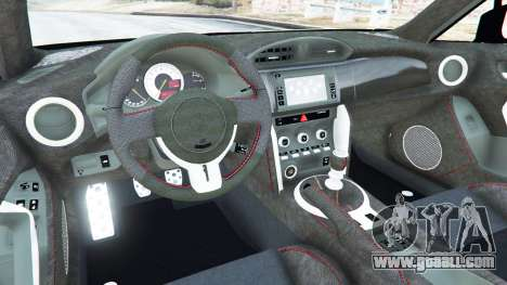 Toyota GT-86 Rocket Bunny v1.1 for GTA 5