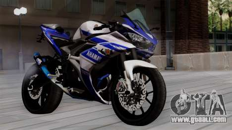 Yamaha YZF R-25 GP Edition 2014 for GTA San Andreas
