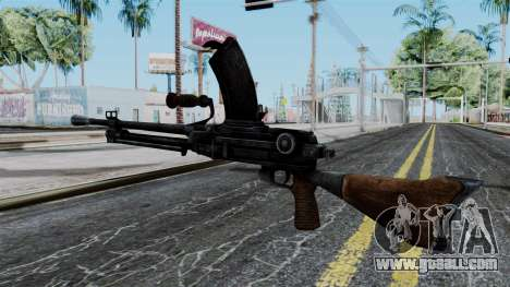 Japan Type 99 LMG from Battlefield 1942 for GTA San Andreas second screenshot