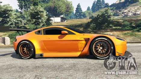 Aston Martin Vantage GT3 for GTA 5
