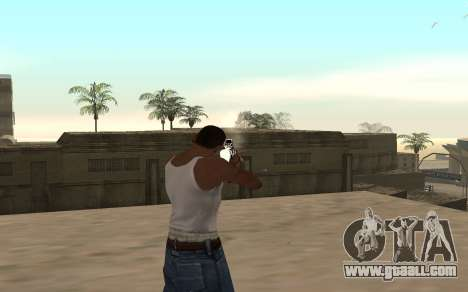 M4 c cub for GTA San Andreas third screenshot
