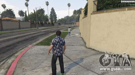 GTA 5 Rob & Sell Drugs 1.1 second screenshot