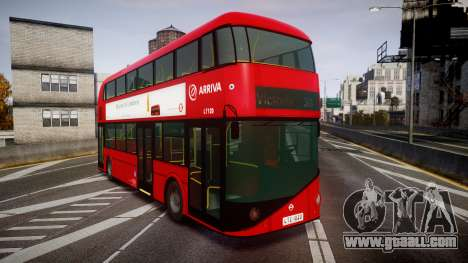 Wrightbus New Routemaster Arriva for GTA 4