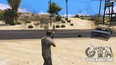 GTA 5 Increased effects of hits fifth screenshot