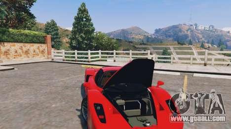 Ferrari Enzo v0.5 for GTA 5