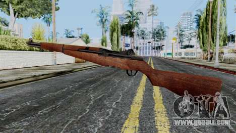 M1 Garand from Battlefield 1942 for GTA San Andreas second screenshot