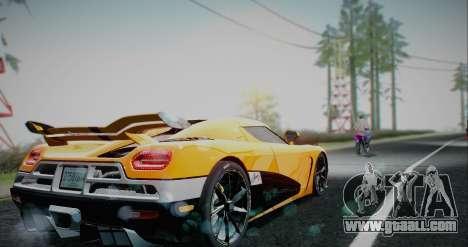 ENB White_SA v1.0 for GTA San Andreas