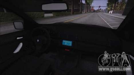 BMW X5 E53 for GTA San Andreas engine