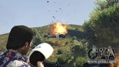 GTA 5 Cinematic Explosion FX 1.12a