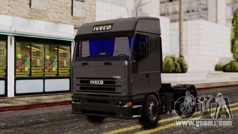 Iveco EuroStar Normal Cab for GTA San Andreas