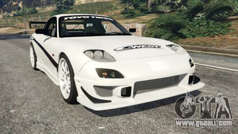 Mazda RX-7 C-West v0.3 for GTA 5