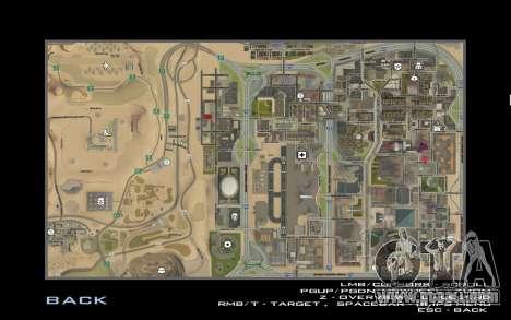 HD card for Diamondrp for GTA San Andreas fifth screenshot