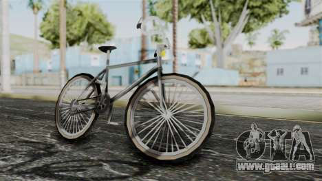 Racer from Bully for GTA San Andreas