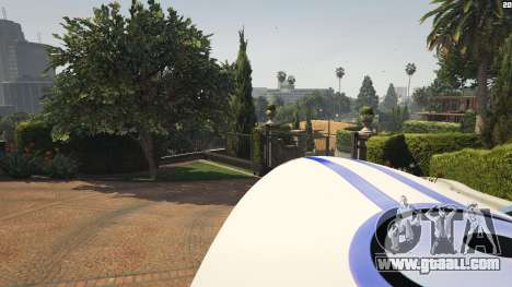 GTA 5 Lazer Team Cannon fifth screenshot