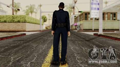 GTA 5 Cop for GTA San Andreas third screenshot