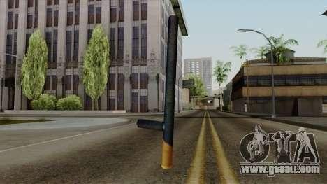 Brasileiro Night Stick v2 for GTA San Andreas second screenshot