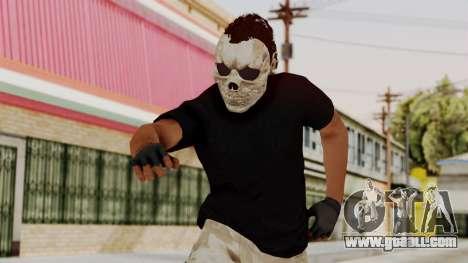 Skin DLC Ultimo Equipo En Pie for GTA San Andreas